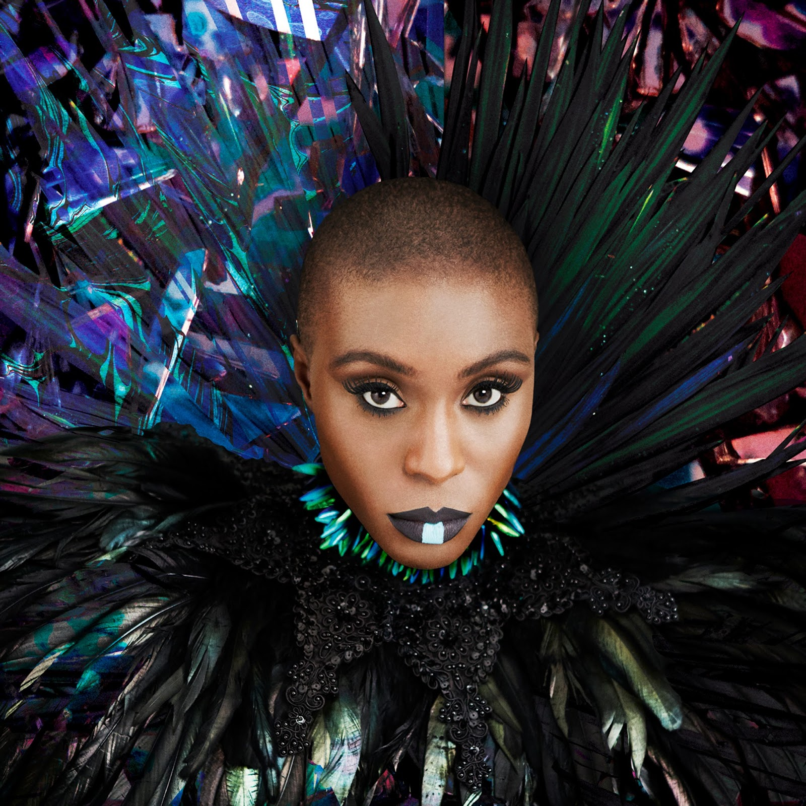 Laura Mvula - The Dreaming Room Cover