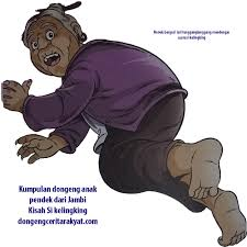 Turn Your English On A Folktale From Jambi Si Kelingking