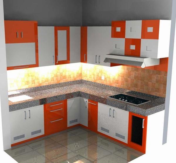 Model dapur minimalis moderen