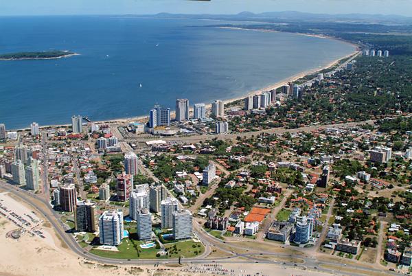 Punta del Este Port, Uruguay 2019