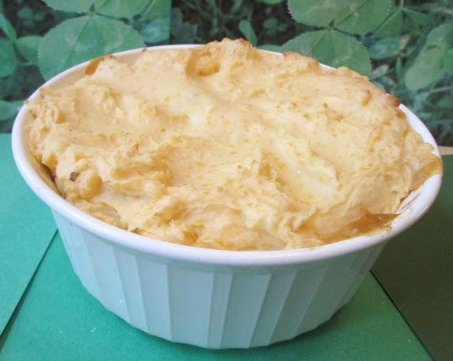 Shepherd's Pie Saint Patrick's Day Recipe.