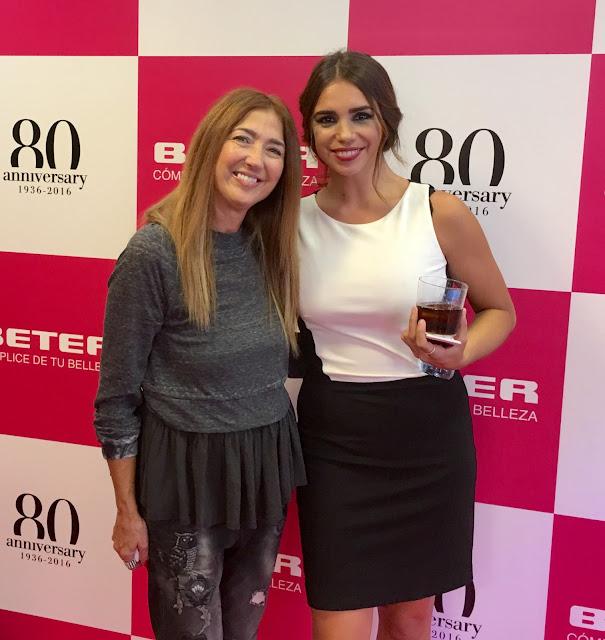 80 Aniversario, Beter, 1936-2016, Cosmética, belleza, makeup, style