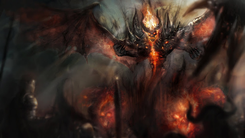 Nevermore the Shadow Fiend DOTA 2 HD