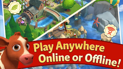 Free Download Game FarmVille 2 Country Escape Mod APK v8.4.1797 for android