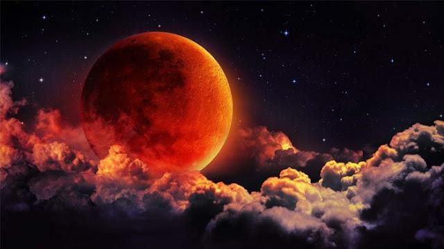 Contoh Teks Eksplanasi Gerhana Bulan