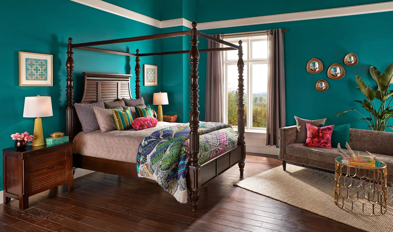 teal paint colors for bedrooms trendsetter interiors december 2014 19943