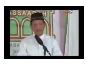 """Beredar Rekaman Lama Tito """"Tepuk Tangan dong Buat FPI"""""""