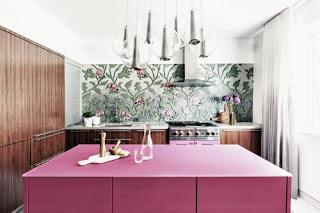 Bedroom Interior Design Color Pink