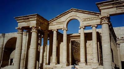 Ιράκ: Φιλοκυβερνητικές δυνάμεις απελευθέρωσαν την αρχαία πόλη της Χάτρα
