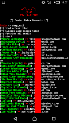 Cara Install OSIF (Open Source Information Facebook) Github di Termux