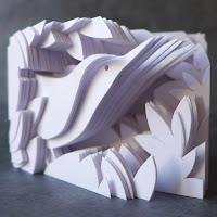 """Livre d'artiste """"dans l'air du soir"""", Isabelle Faivre, Exposition Jardins Parisiens, Galerie de la Marraine"""