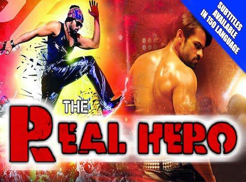 The Real Hero 2015 Hindi Dubbed WEB HDRip 720p 900mb