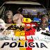 Trio suspeito de participar de roubo de caixas eletrônicos é preso em Ceilândia