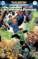 DC Renascimento: Hal Jordan e a Tropa dos Lanternas Verdes #31