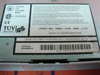 3COM 1666-510-000-2.01