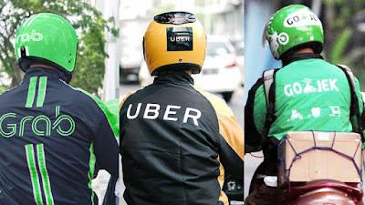 Transportasi Berbasis Online Solusi ataukah Masalah ?