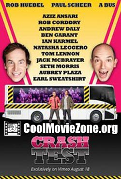 Crash Test: With Rob Huebel and Paul Scheer (2015)