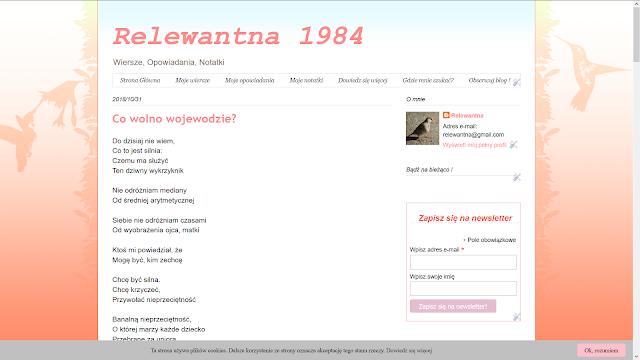 Relewantna 1984