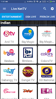 Live NetTV 4 1 Ads Free APK | PiratedHub