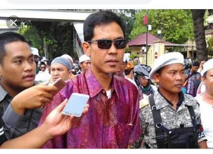 Tanggapi Survei LSI, Munarman Lontarkan 3 Bantahan Telak