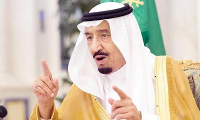raja salman: tidak ada pejabat dan keluarga kerajaan yang kebal hukum