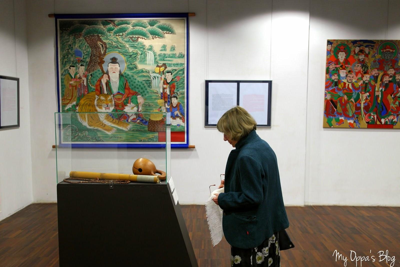 """""""Taenghwa. Koreańskie malarstwo świątynne"""" - wystawa w Muzeum Azji i Pacyfiku"""