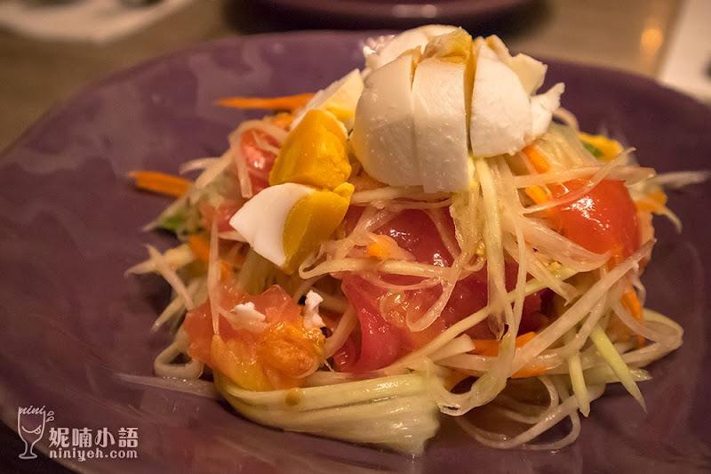 【東區美食】NARA Thai Cuisine。橫掃亞洲最佳正宗泰國餐廳