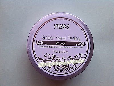 Vedara Golden Sweet Peeling - produkt idealny?