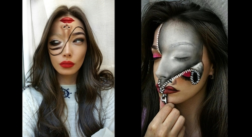00-Tea-Popović-aka-tekaart-Makeup-Artist-that-can-make-you-into-a-Shapeshifter-www-designstack-co