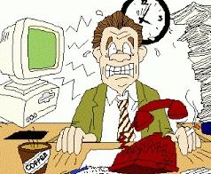 7 Pekerjaan yang dapat Membuat Stress