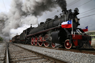 * Tourist Trains in Chile