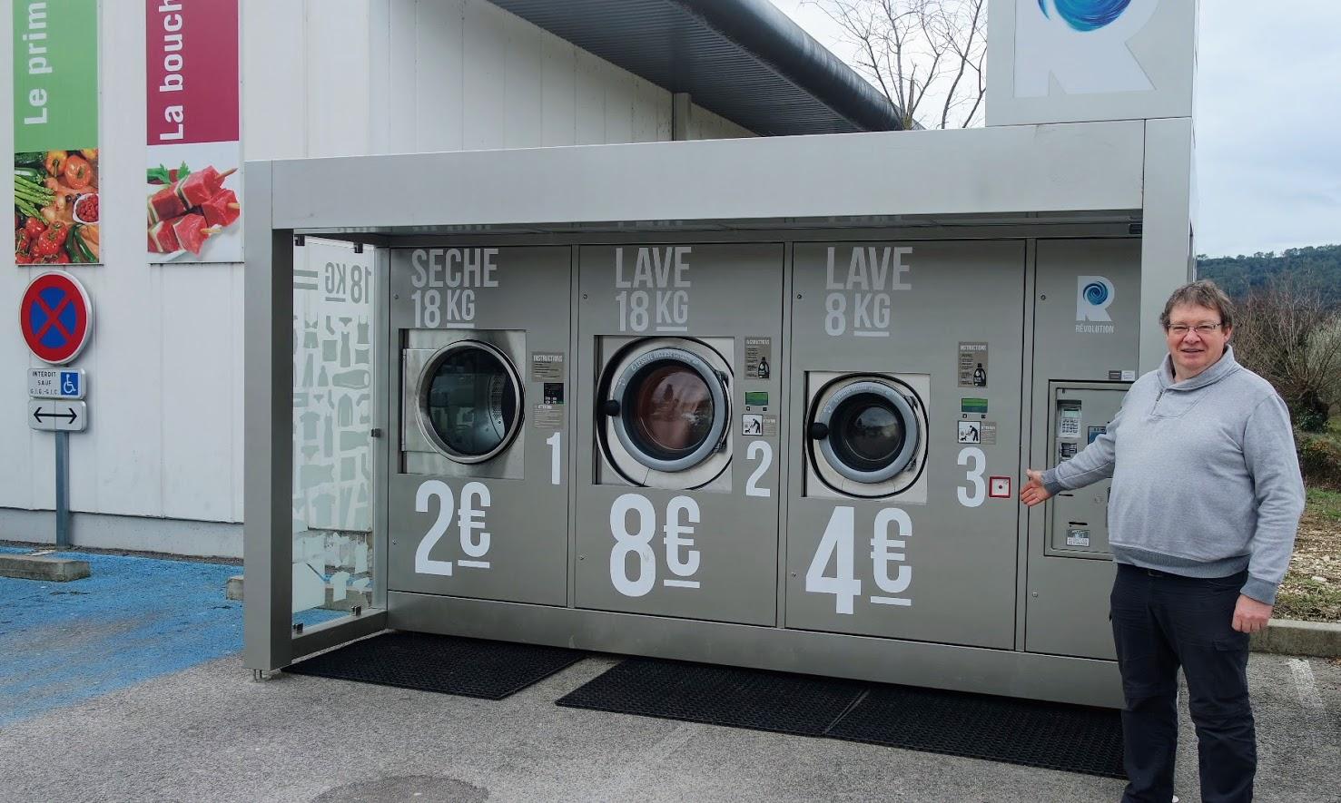 Reglisse vanille les mages une laverie en libre service l 39 u express - Laver des oreillers en machine ...