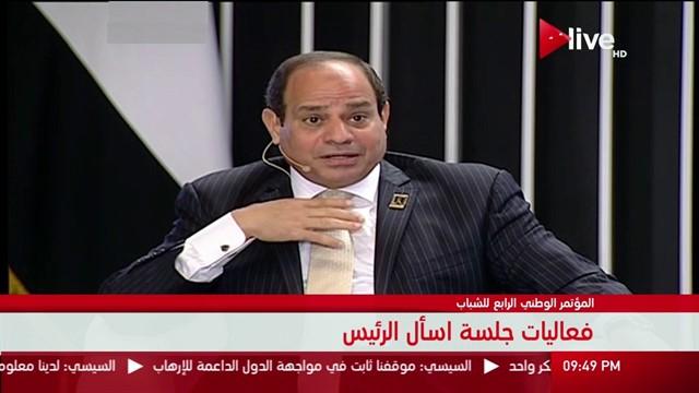 """بالفيديو..أغنية """"عشان نبنيها"""" تعرض انجازات الرئيس السيسي"""