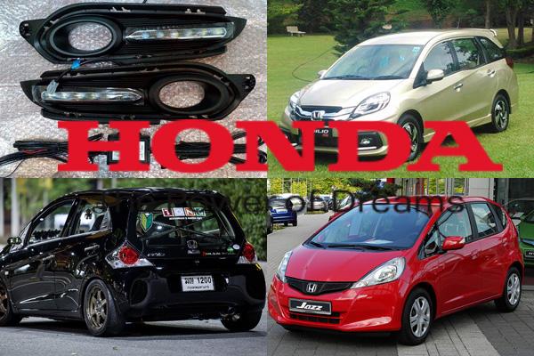 Mobil Honda Pilihan Konsumen