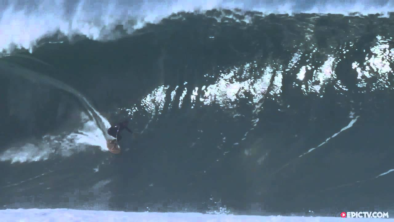 Insane Barrels On the Swell Of The Year In Hossegor Sancho 2 0 Ep 1