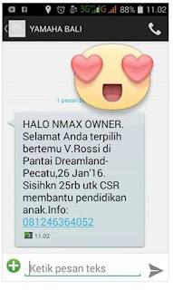 Info_sms_yamahaBali