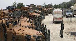 Αυξάνονται οι νεκροί Τούρκοι στρατιώτες στη Συρία