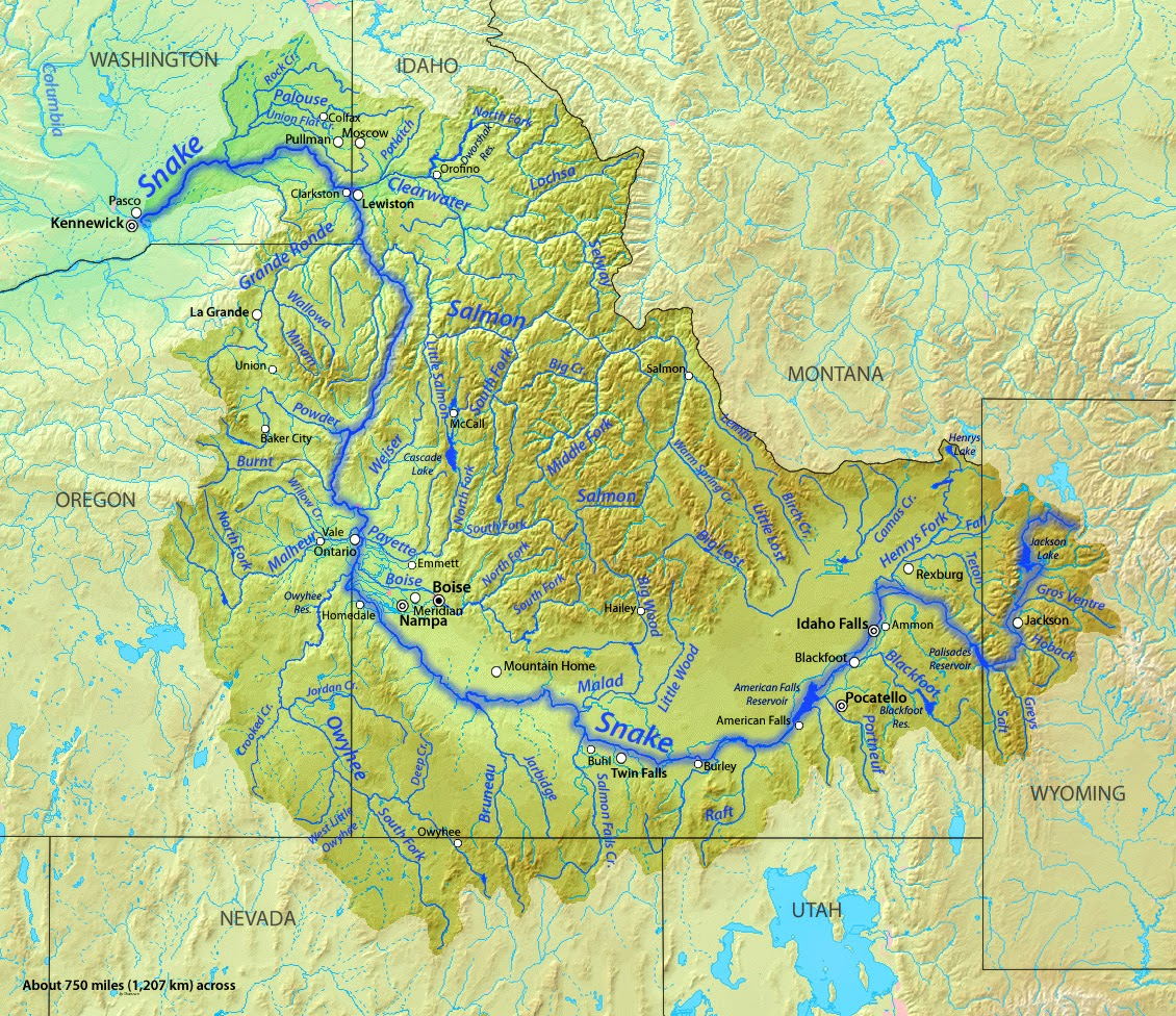 snake river by usgs and modified by shannon1 terrain data from demis mapserver cc by sa 3 0