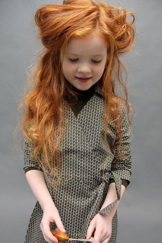 aqu las mejores imgenes de peinados de moda para nias con pelo largo otoo invierno como fuente de inspiracin with peinados para nias con pelo largo