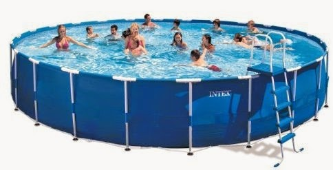 Intex 24 X 52 Metal Frame Cheap Pools For Sale Best And