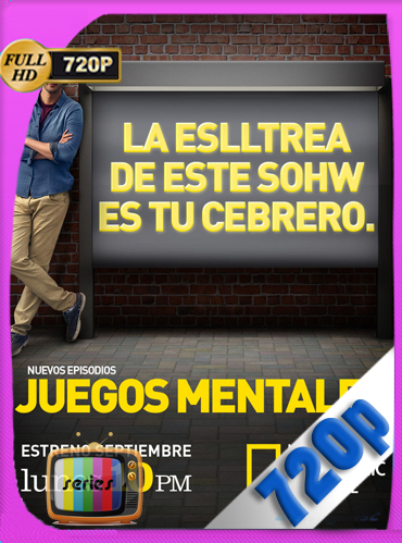 Juegos Mentales Temporada 1 2 Hd 720p Latino Googledrive
