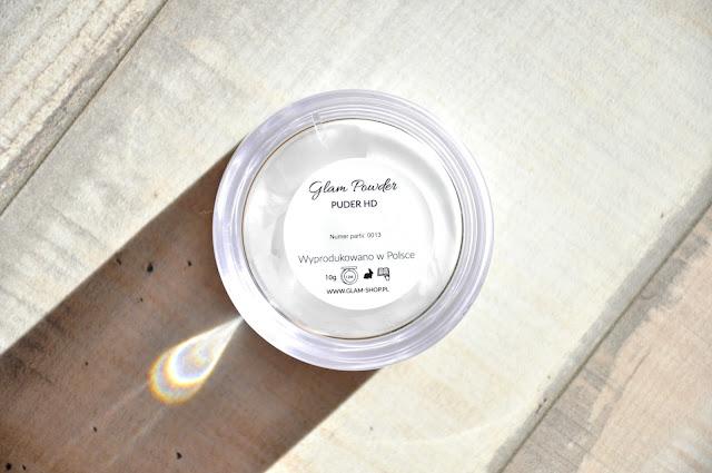 glamshop glampowder puder hd