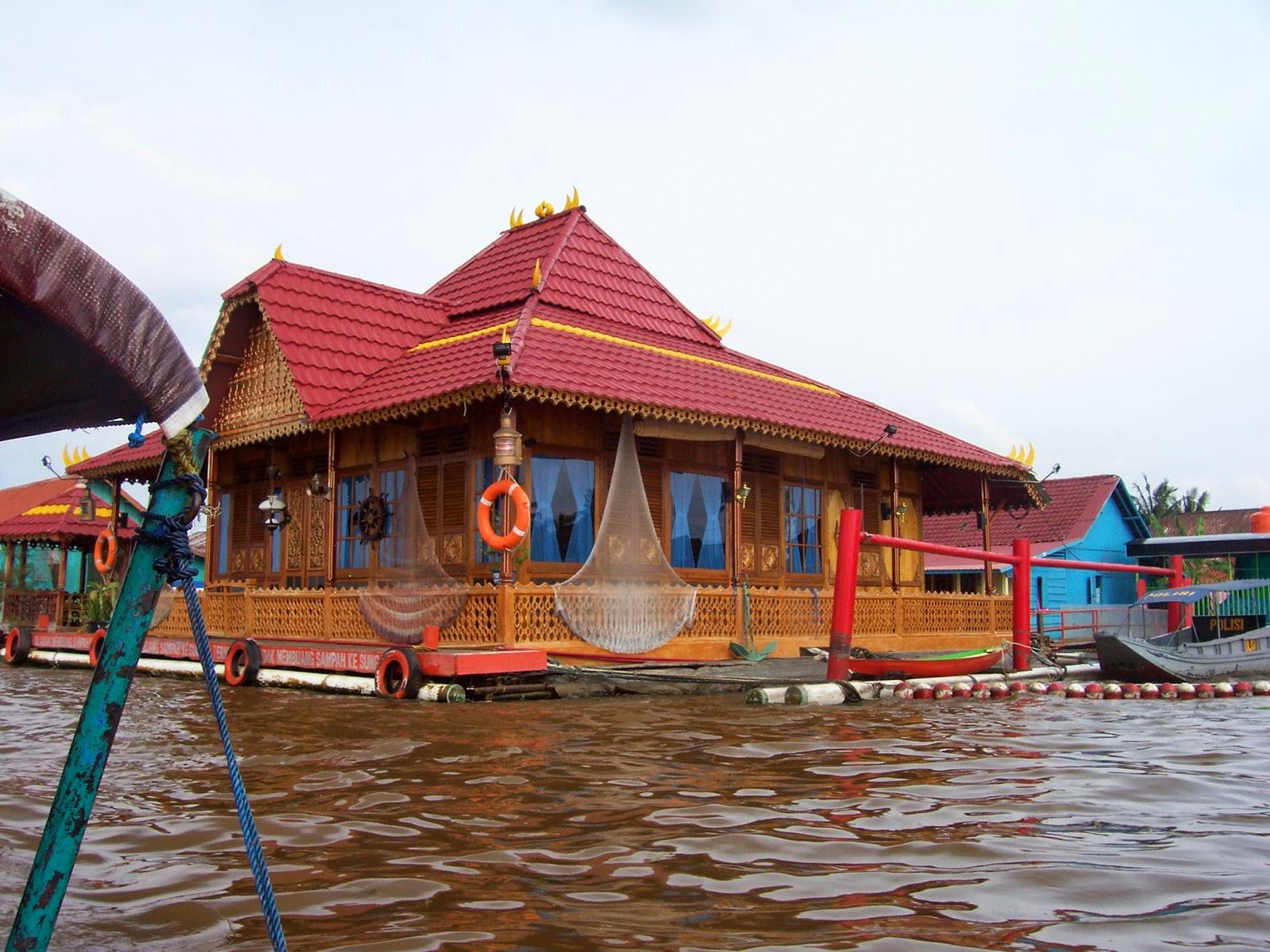 Blog Budaya Indonesia 3 Jenis Rumah Adat Bangka Belitung
