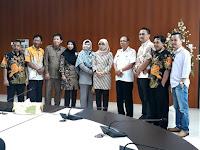 Belajar Sarana dan Prasarana, DPRD Batang Kunjungi DPRD Medan
