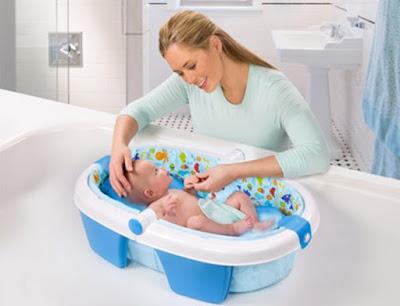 Tempat Mandi Bayi