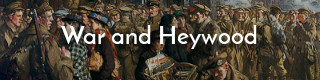 Link to history of wars and Heywood, Lancashire, over the centuries
