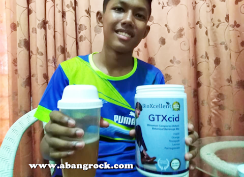 BioXcellent GTXcid (GoutXcid) Pencegah dan Perawat Penyakit Gout Yang Terbaik