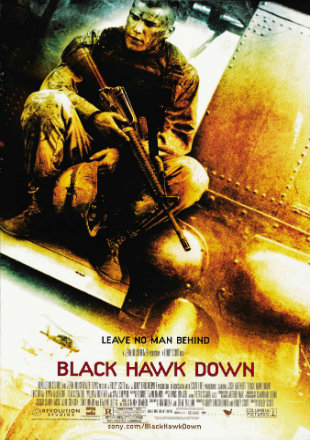 Black Hawk Down 2001 Dual Audio Hindi 450MB BluRay 480p x264 ESubs