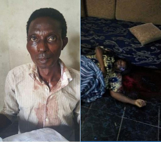Graphic: Man kills mother over 11 million naira belonging to late sister