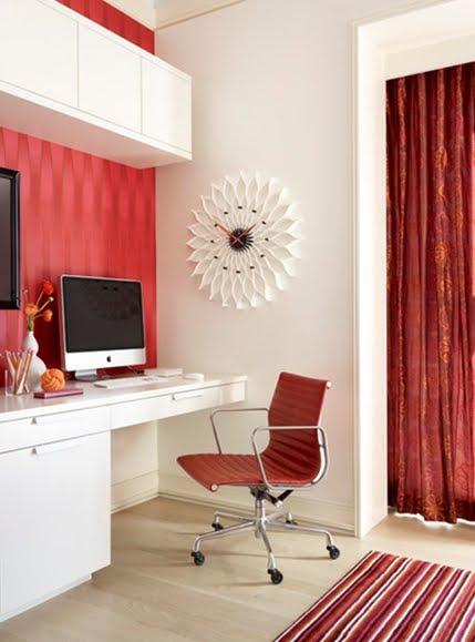 Image result for ruang kerja merah